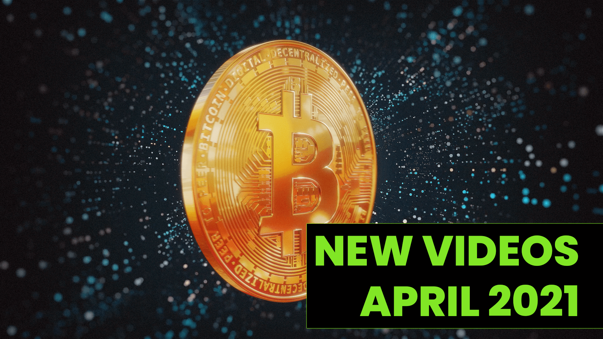 April 2021: Crypto and Fishing