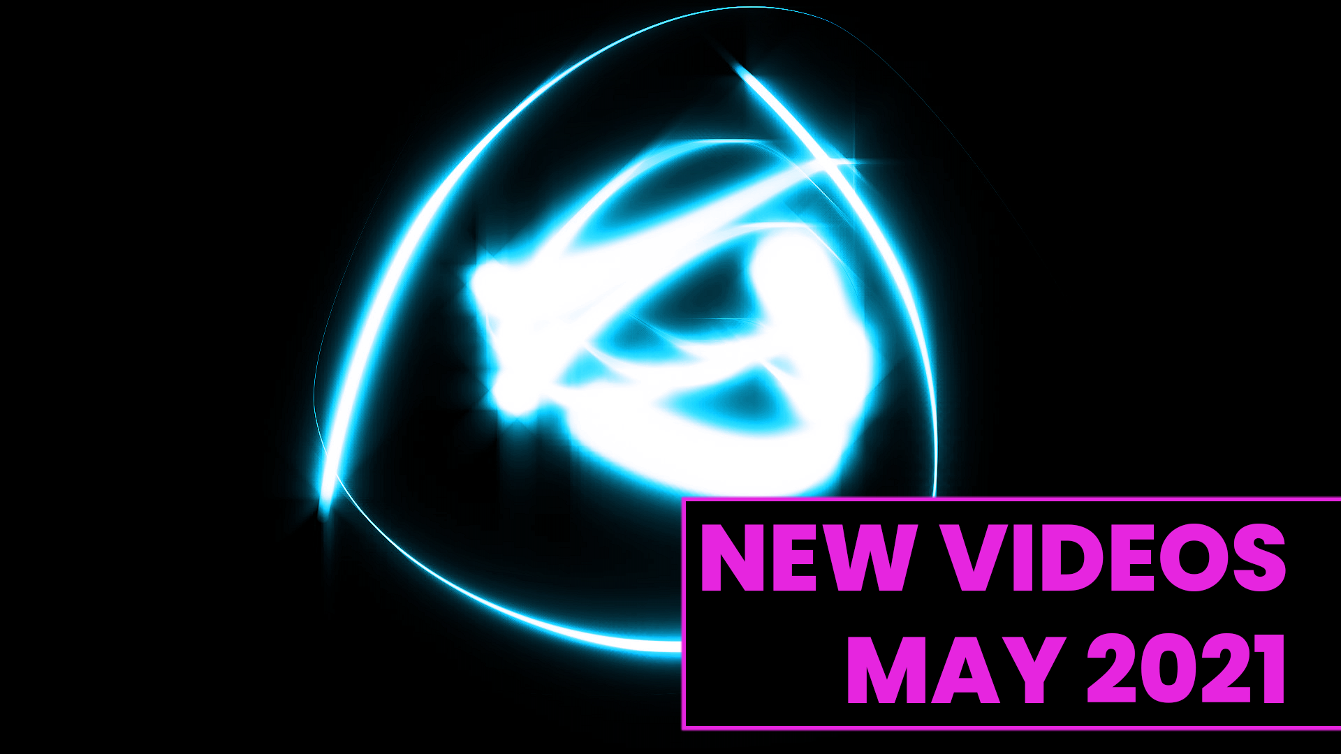 Deep Space and Render Tech - 16 New Videos for May 2021