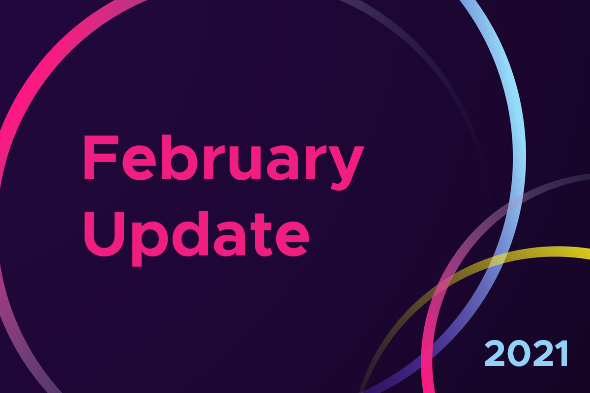 12 New Intros for February 2021