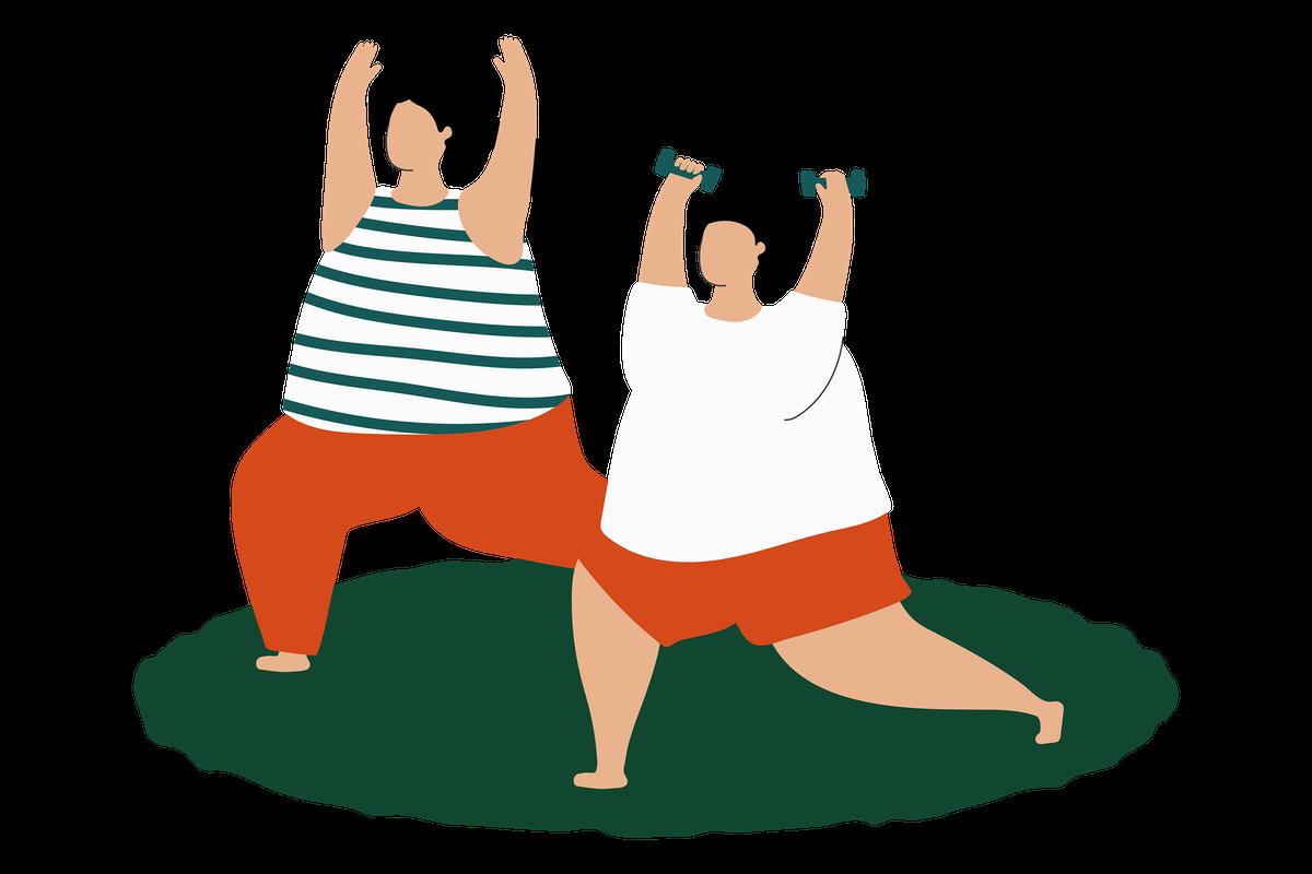 Sports, Meet Fitness