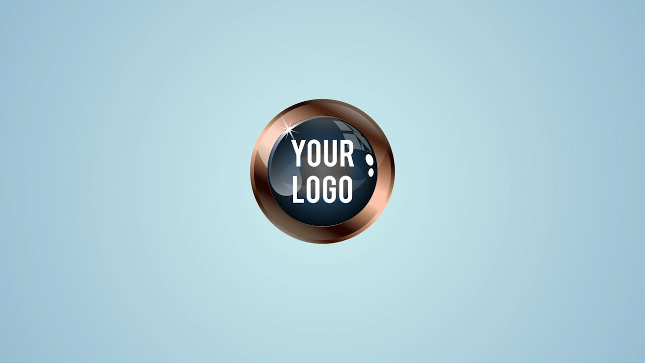 Customize Logo Drop - Light with your own logo or image to view your free intro movie.