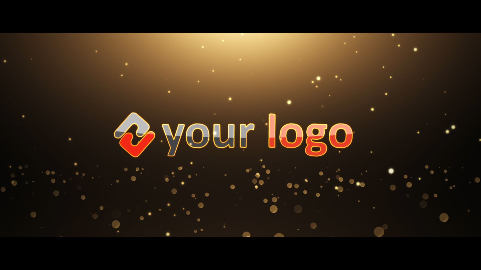 Customize Luxury - Logo with your own logo or image to view your free intro movie.