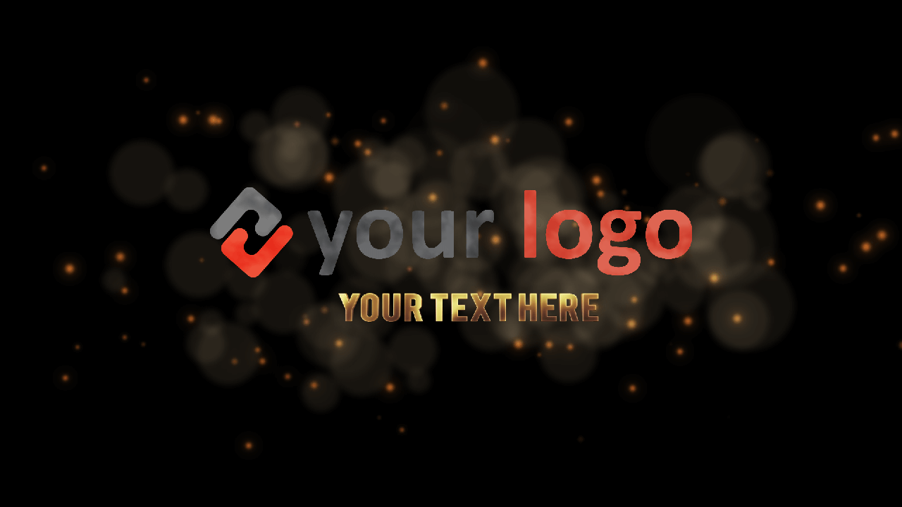 Customize Beauty - Logo with your own logo or image to view your free intro movie.