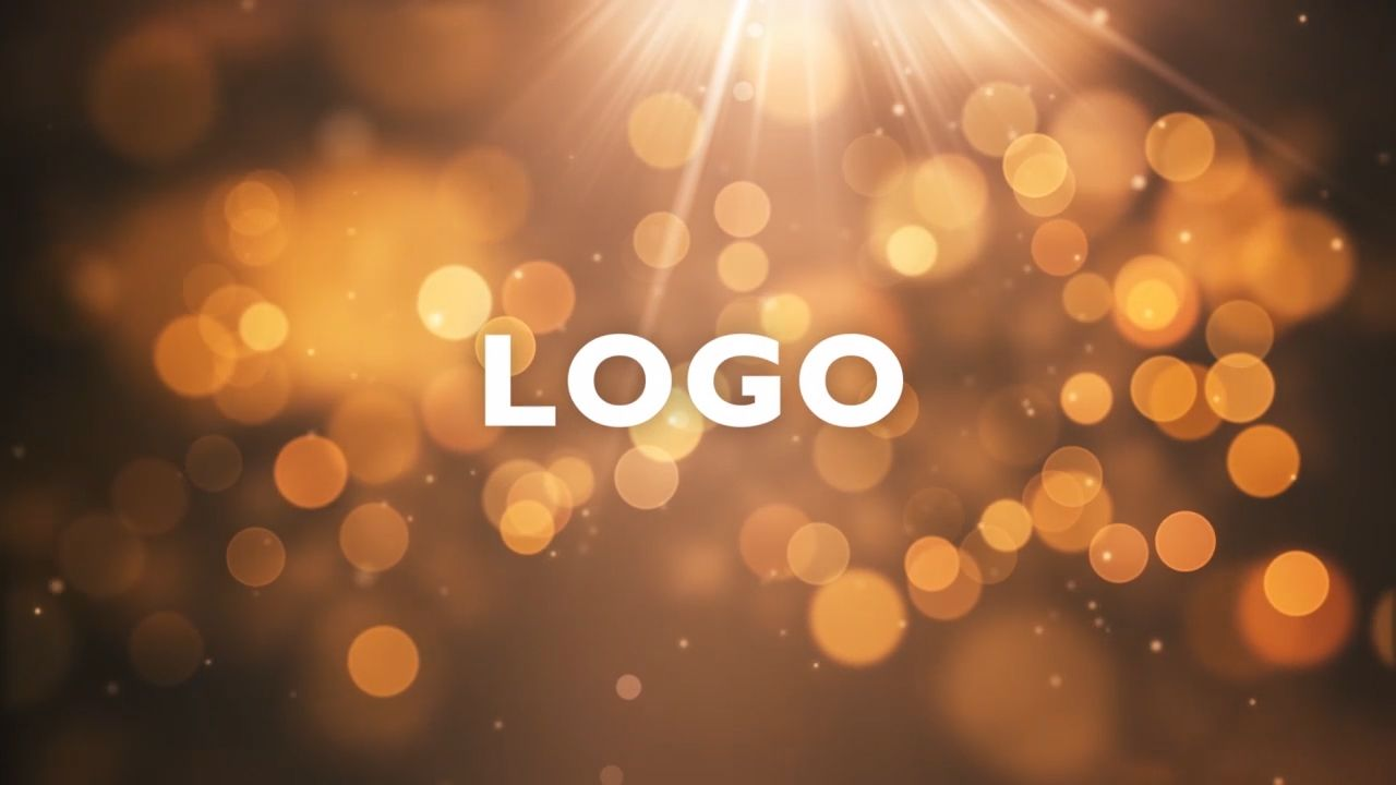 Customize Bokeh Reveal - Logo with your own logo or image to view your free intro movie.