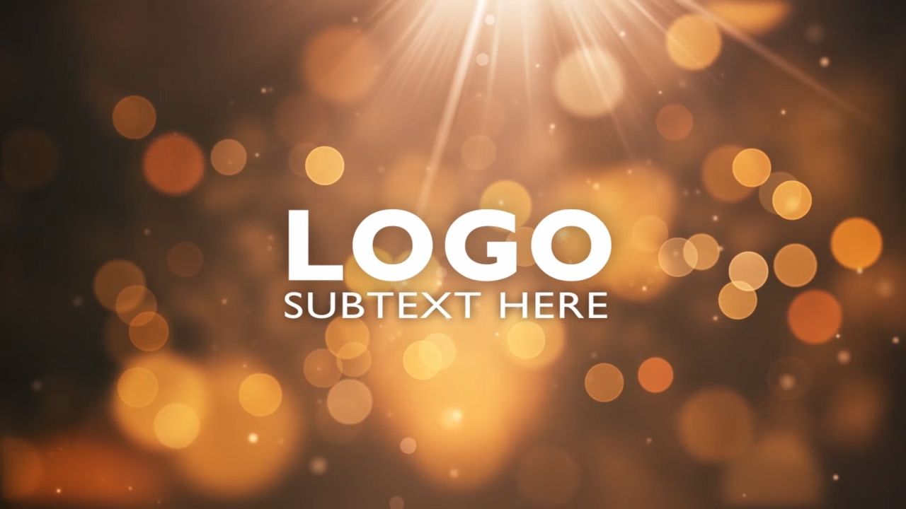 Customize the text for Bokeh Reveal - Logo to view your free intro movie.