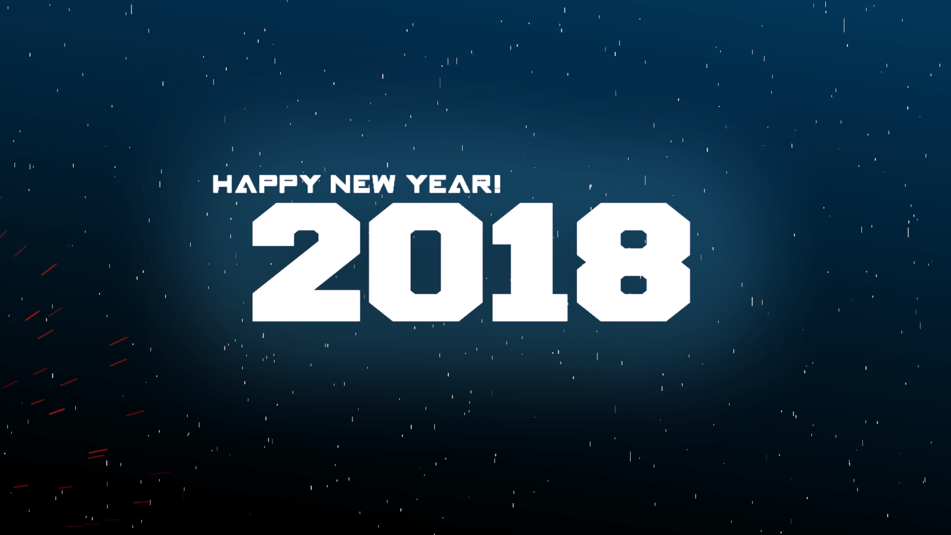 Customize the text for New Years Fireworks to view your free intro movie.