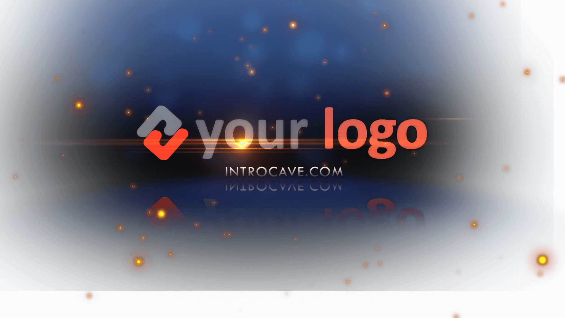 Customize the text for Particle Union - Logo to view your free intro movie.