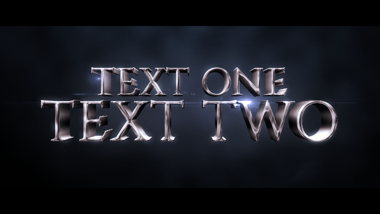 Customize the text for Quick Movie Intro to view your free intro movie.