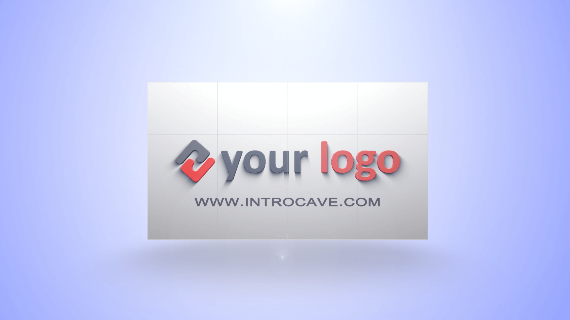 Customize the text for Simple Boxes - Logo to view your free intro movie.
