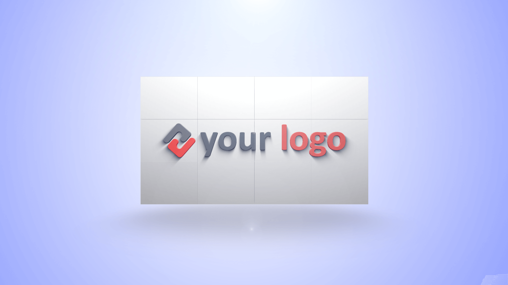 Customize Simple Boxes - Logo with your own logo or image to view your free intro movie.