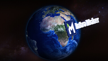 Earth Revolve - Logo