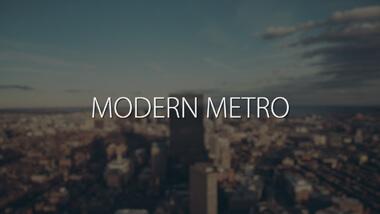 Modern Metro - Logo