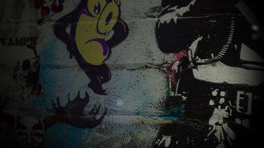 Graffiti Flip - Logo