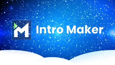 Snowy Christmas - Logo