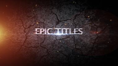 Epic Titles - Logo