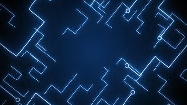 Laser Circuit - Logo