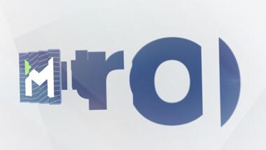 Clean Corporate Horizontal Logo