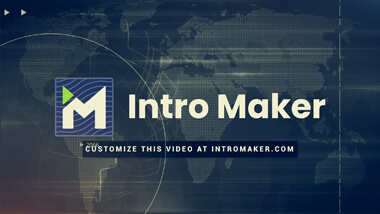 Breaking News Video Logo