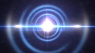 Light Speed Text