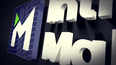 Dark 3D Logo v3