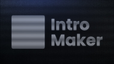 Video Glitch Logo