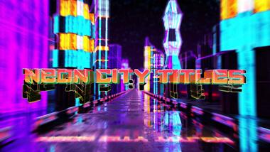 Neon City Titles