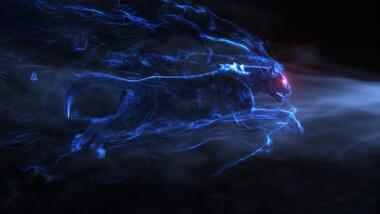 Dark Panther Text