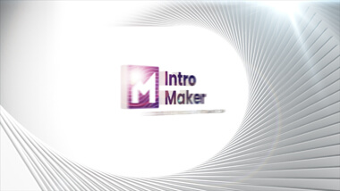 Spinning Broadcast Logo