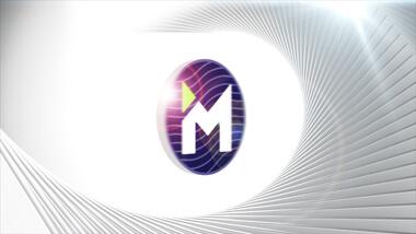 Spinning Broadcast Circle Logo